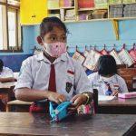 20 Sekolah di Kediri Uji Coba Pembelajaran Tatap Muka Terbatas