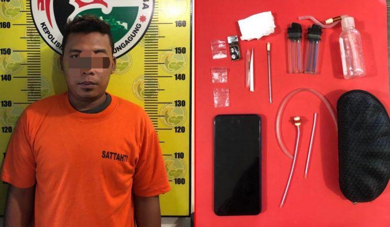 Tiga Orang Pengedar Narkoba Sabu di Tulungagung Digulung Polisi, Kapok!