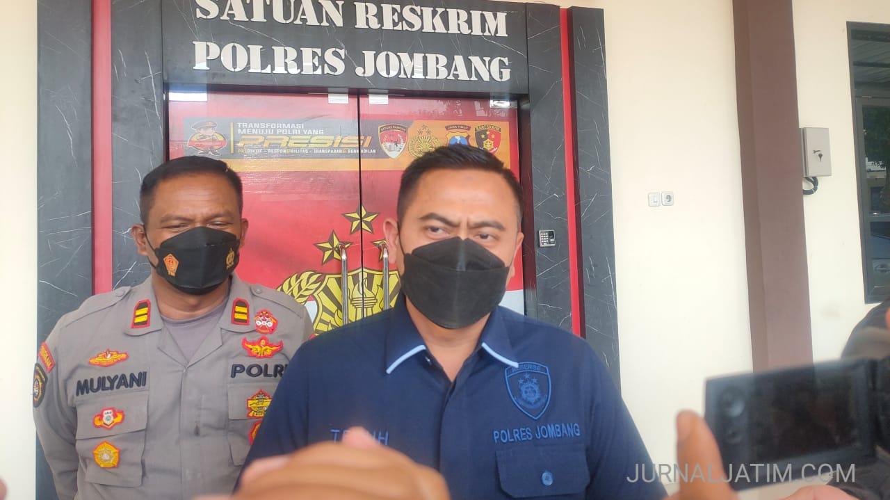 Polisi Tangkap Lima Orang Pelaku Tawuran Yang Viral di Jombang