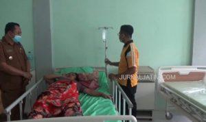 Puluhan warga di Jombang diduga keracunan nasi soto, 3 orang rawat inap
