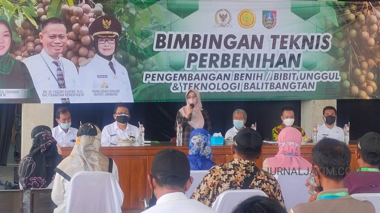 Anggota Komisi IV DPR RI Dorong 2 Desa di Jombang Jadi Penghasil Buah