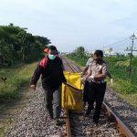 Jasad Perempuan Asal Jombang Hancur Tertabrak Kereta Api di Kediri