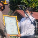 TRC Perlindungan Perempuan Anak Beri Penghargaan Polres Jombang