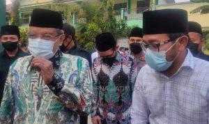 Ziarah makam pendiri NU di Jombang, Said Aqil siap jadi Ketum PBNU lagi