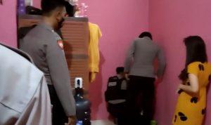 Rumah Kos di Mojokerto Digerebek, Polisi Amankan 3 Pria dan 4 Wanita