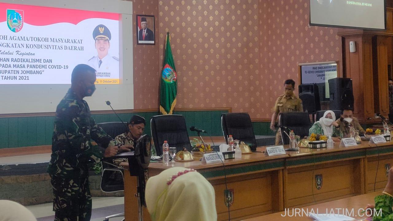 Fatayat NU Bekali Ibu-ibu Dalam Pencegahan Radikalisme di Jombang