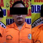 Tiga Orang Tersangka Diringkus Atas Kasus Peredaran Sabu di Nganjuk