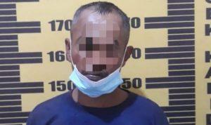 Seorang Pelaku Pembalakan Liar di Tulungagung Ditangkap Polisi