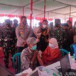 Bupati Jombang: Vaksin untuk Kekebalan Tubuh Biar Tidak Mudah Tertular