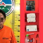Pemilik Warkop di Boyolangu Tulungagung Nyambi Edarkan Sabu-sabu