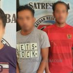 Polres Jombang Gerebek Pesta Sabu di Kedungrejo, 4 Orang Ditangkap