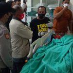 Polisi Selidiki Dugaan Pembunuhan Pemuda Kediri Yang Tewas di Jalan