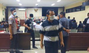 Wakil Bupati Nganjuk Dan 12 Saksi Tak Pernah Tahu Soal Uang Jabatan