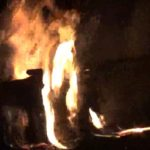 Bakar-bakar Sampah, Api Ludeskan 2 Kamar Rumah Lantai Dua di Jombang