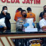 Polisi Gagalkan Penyelundupan Sabu 6 Kg Asal Malaysia Tujuan Madura