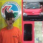 Polisi Sergap 2 Pemuda Tulungagung Bawa Ratusan Botol Miras Arak Bali