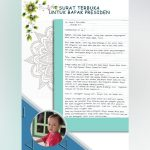 Kesulitan Bikin Akta Anak, Warga Tuban Kirim Surat Terbuka ke Presiden